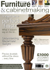 Furniture & Cabinetmaking - October 2010