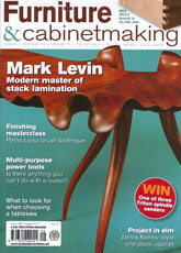 Furniture & Cabinetmaking - August 2012