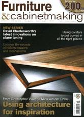 Furniture & Cabinetmaking - Winter 2012