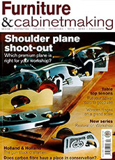 Furniture & Cabinetmaking - September 2013