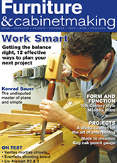 Furniture & Cabinetmaking - March 2017
