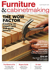Furniture & Cabinetmaking - May 2017