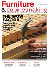 Furniture & Cabinetmaking - May 2017