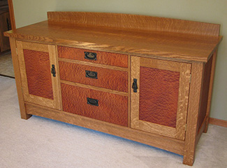 Heirloom Mission Sideboard