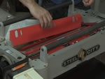 Preparing the Planer for Knife Changes