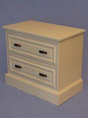 Painted Night Stand (Exact Replica)