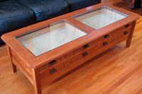 Fine Collectibles Display Table