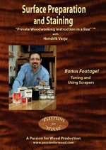 Surface Preparation and Staining - DVD