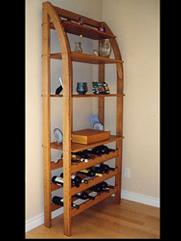 Wine Rack/Shelf Unit