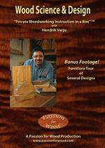 Wood Science & Design - DVD
