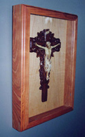 Crucifix Display Case