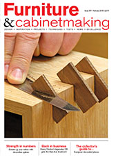 Furniture & Cabinetmaking - February 2018