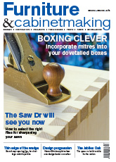 Furniture & Cabinetmaking - June 2019