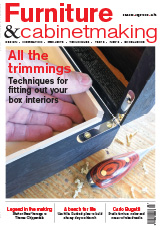 Furniture & Cabinetmaking - August 2019